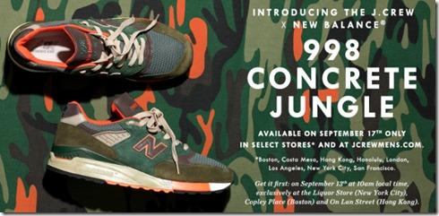 NB 998 Concrete Jungle