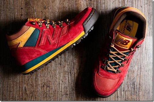 NB H710 Hiker Boots