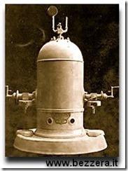 Bezzera - Pavoni espresso machine