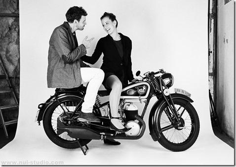 Emilia and Arne