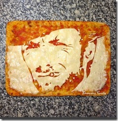 Clint Eastwood-pizza-Domenico Crolla