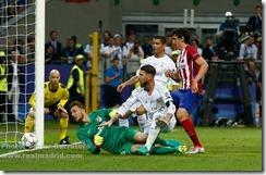 La Undecima Ramos Goal