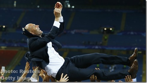 La Undecima Zidane