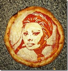 Sophia Loren-pizza-Domenico Crolla