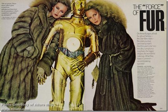 Vogue Star Wars Nov 1977