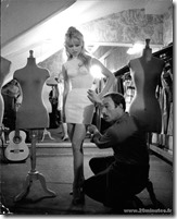 Brigitte Bardot and Jacques Esterel 1