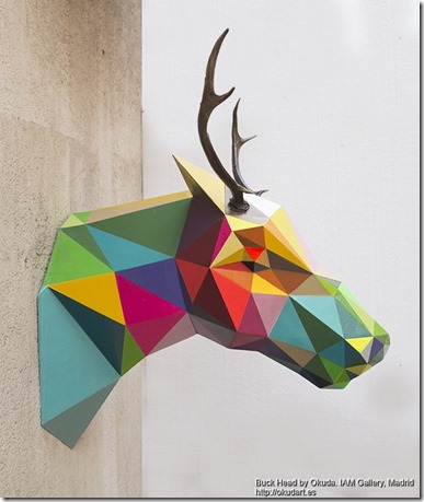 Okuda Buck Head