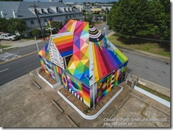 Okuda Drone in Arkansas