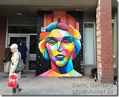 Okuda in Berlin