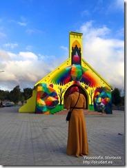 Okuda in Youssoufia, Morocco
