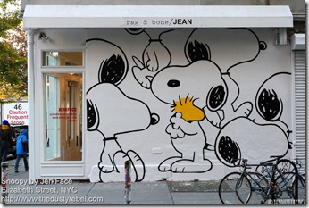 Snoopy by JerkFace