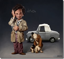 Columbo by Lucas Somariva