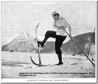Conan Doyle ski