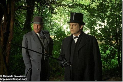 Holmes and Watson - Brett and Hardwicke