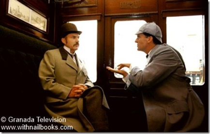 Holmes and Watson Granada TV