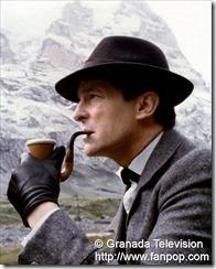 Holmes - Jeremy Brett
