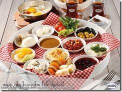 Mado breakfast