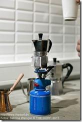 Dritan Alsela Coffee - Moka Express