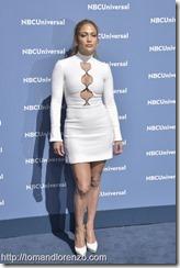 Jennifer Lopez in David Koma - 2