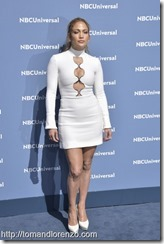 Jennifer Lopez in David Koma - 2
