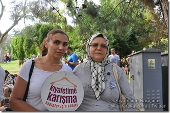 Turkish women march in rights protest (5)