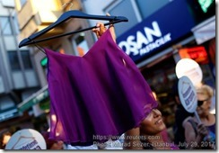 Turkish women march in rights protest (7)