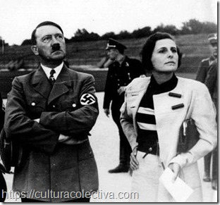 Leni Riefenstahl and Hitler