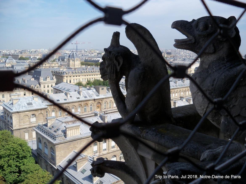 პარიზი: ორი სიტყვით ყველაფერზე (ნაწილი 3) - მე მოგზაური