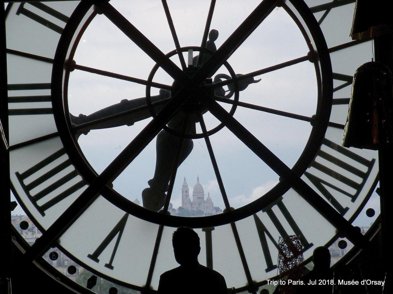 პარიზი: ლუვრიდან-ვერსალამდე (ნაწილი 2) - მე მოგზაური