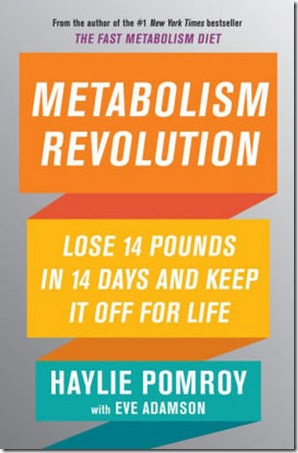 Pomroy - Metabolism Revolution
