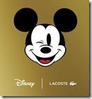 Lacoste-Disney spirit