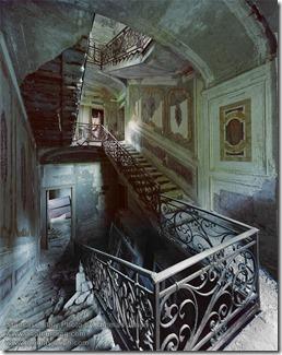Thomas Jorion Staircase Italy