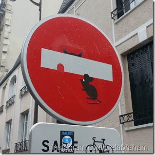 Clet Abraham Street Signs (4)