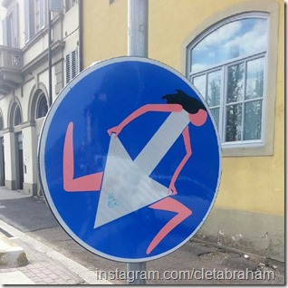 Clet Abraham Street Signs (6)