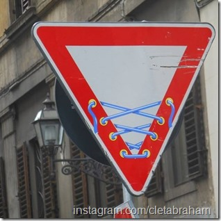 Clet Abraham Street Signs (7)