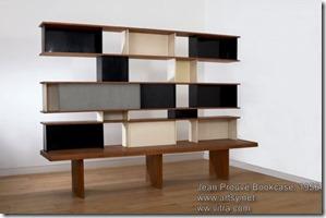 Jean Prouvé Bookcase 1956