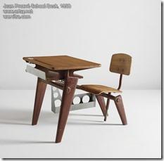 Jean Prouvé School Desk 1950