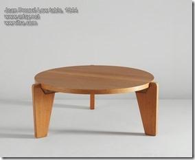 Jean Prouvé Low table 1944