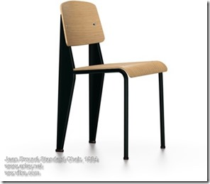 Jean Prouvé Standard Chair 1934