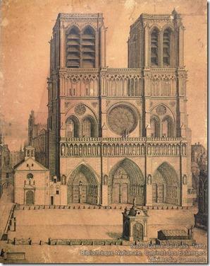 Notre-Dame-de-Paris 1699
