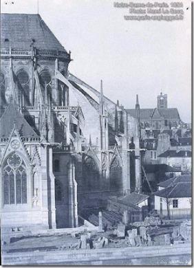 Notre-Dame-de-Paris 1851