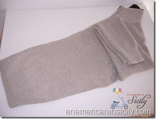 Roll Wool Sweater