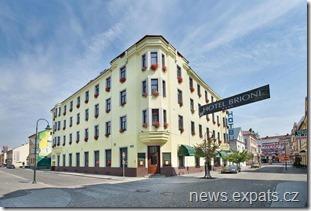 Hotel Brioni in Ostrava