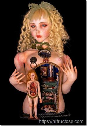Mari Shimizu Fantasy Dolls 10