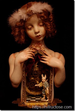 Mari Shimizu Fantasy Dolls 11