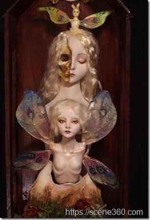 Mari Shimizu Fantasy Dolls 12