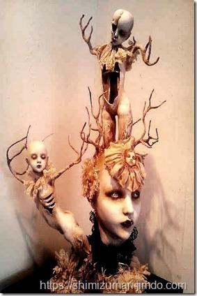 Mari Shimizu Fantasy Dolls 17
