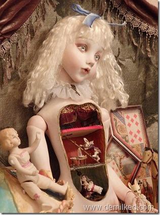 Mari Shimizu Fantasy Dolls 4