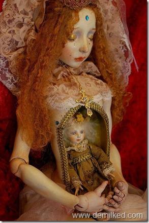 Mari Shimizu Fantasy Dolls 6