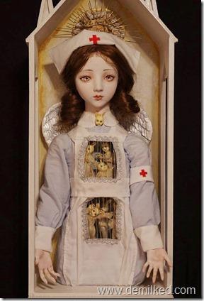 Mari Shimizu Fantasy Dolls 7